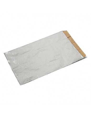 Bolsas para sándwich - aluminio(ext) papel kraft(int) (1000 Uds.)