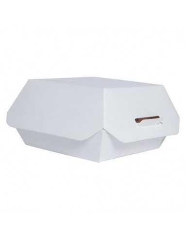 Caja pequeña hamburguesa (500 Uds.)
