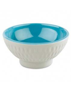 Bowl melamina Asia azul. Varias medidas (1 Ud) Precio desde 2,56€
