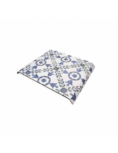 Bandeja azulejos doble cara
