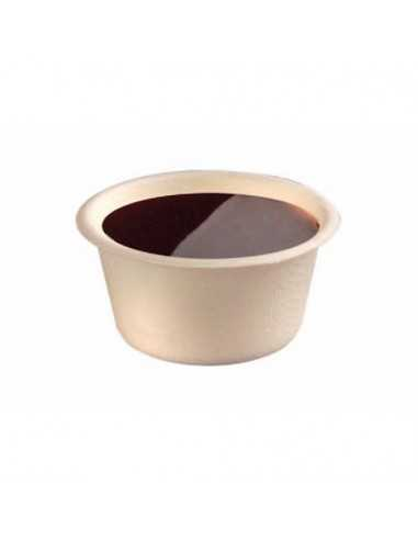 Mini vaso pulpa