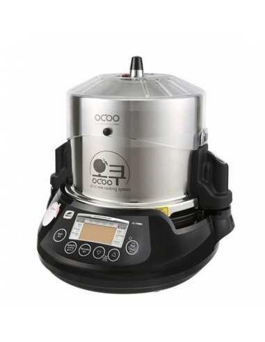 Ocoo. Maquina de doble cocción y presión automática