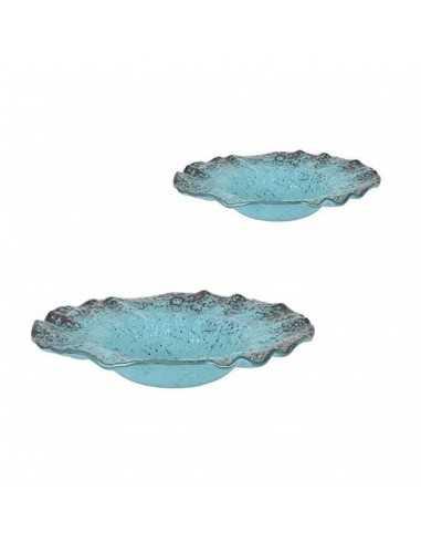 Plato turquesa risotto ø29x4 cm (3 Uds) Precio ud 26,62€