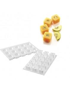 Molde silicona Sushi Maki 35X35X25MM 26.3ML