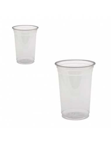 Vaso plástico biodegradable RPET...