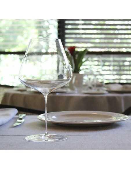 Copa Burgundy cristal Zalto