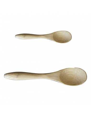 Mini cuchara de bambú Tung 9 cm (500 Uds) Precio ud 0,34€