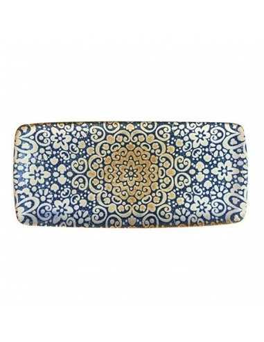 Bandeja rectangular porcelana Alhambra. Varias medidas (12 Uds) Precio ud desde 18,57€