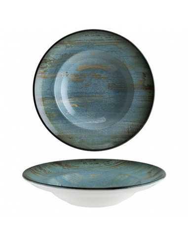 Plato plasta porcelana Omeya. Varias medidas (6 Uds). Precio ud desde 14,76€