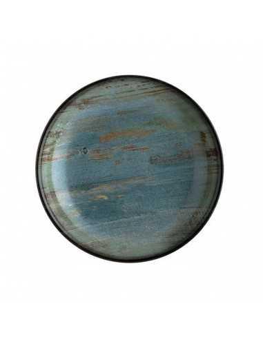 Plato llano porcelana Omeya. Varias medidas (12 Uds) Precio ud desde 6,17€