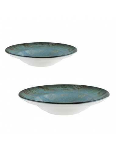 Ensaladera gourmet porcelana Omeya. Varias medidas (6 Uds). Precio ud desde 14,76€