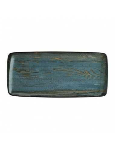 Bandeja rectangular porcelana Omneya. Varias medidas (12 Uds) Precio ud desde 18,57€