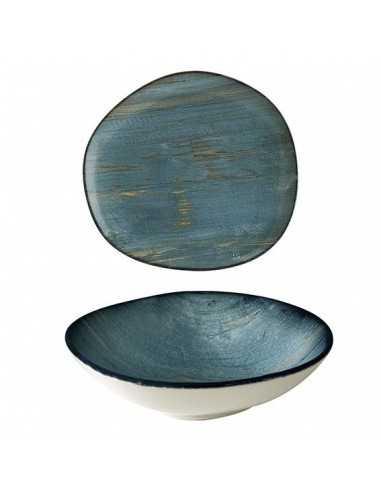 Plato llano porcelana Tango Alhambra 29 x 27,5 cm