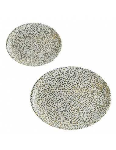 Bandeja oval porcelana Taipan. Varias medidas y unidades. Precio ud desde 17,06€
