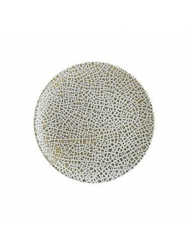 Plato llano porcelana Taipan. Varias medidas (12 Uds) Precio ud desde 6,17€