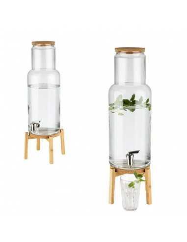 Dispensador de bebidas Fresh White 23x23x56,5 cm 4,5 L (1 Ud) Precio 88,50€
