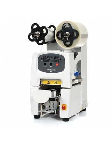 Termoselladora para vasos y tarrinas de RPET 35x36x61 cm (1 Ud)