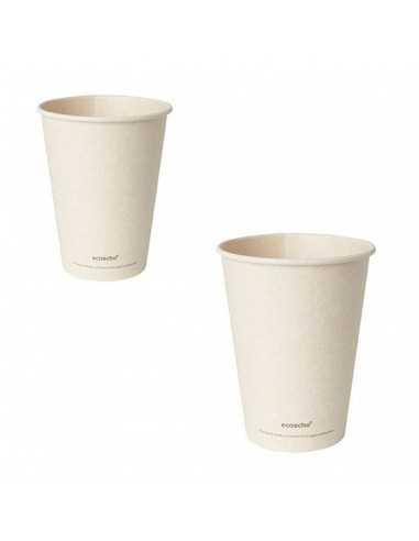 Vaso sweet de bagazo compostable 350 ml (900 Uds) Precio ud 0,15€
