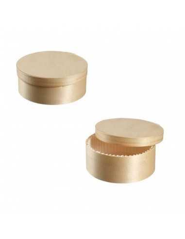 Caja Normande de madera + Papel de cocción. Varias medidas y unidades. Precio desde 2,38€/Ud