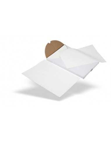 Papel resma antigraso blanco (500 Uds). Precio ud
