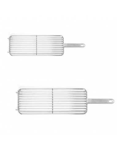 Parrilla rectangular Josper 15 x 40 cm (1 Ud) Precio 211,75 €