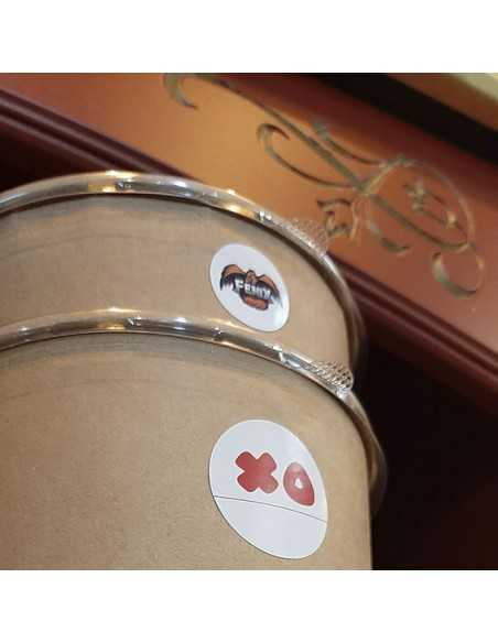 Pegatinas para personalizar bowls con tapa de take away