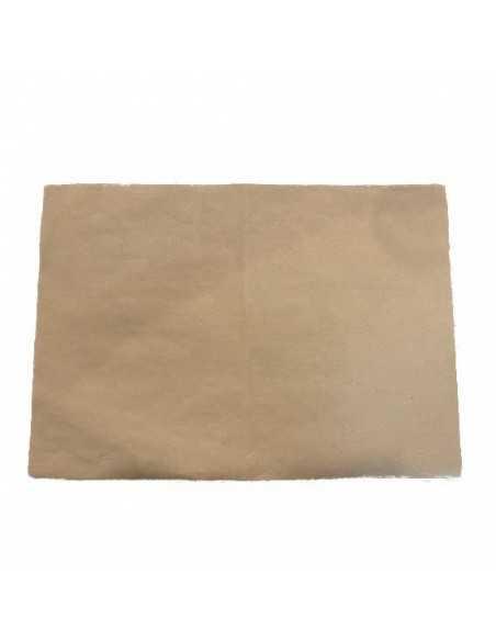 Mantel de papel kraft sin personalización impresa de 80 gr