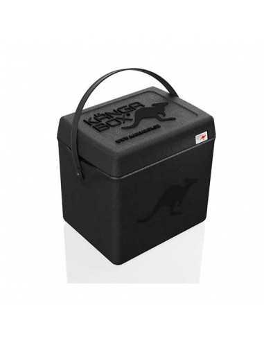 Contenedor isotérmico con cierre hermético para transporte de alimentos