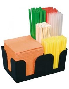 Organizador de bar 24 x 15 x 11 cm (1 Ud) Precio 9,82€