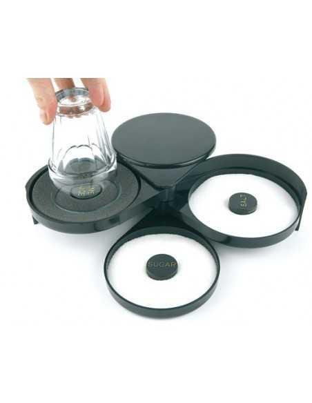 Ribeteador de vasos 20 x 7,5 cm (1 Ud) Precio 16,84€