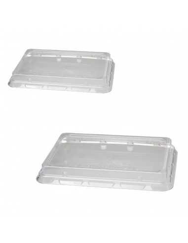 Tapa de RPET transparente para bowls...
