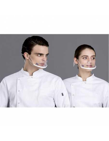 Pantalla protectora transparente Smile con opción de personalización