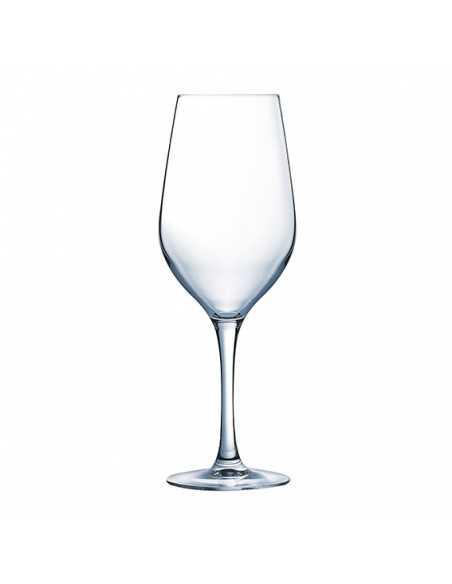 Copa de vino de cristal Mineral