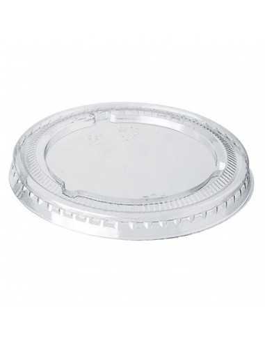 Tapa transparente PET para tarrina