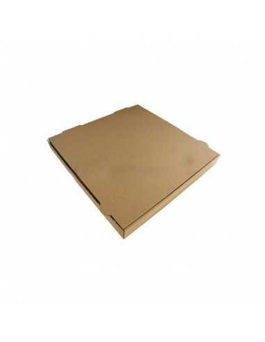 Caja cartón kraft para paella. Varias...