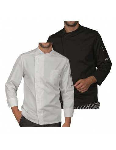 Chaqueta de cocina unisex Bilbao