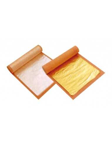 Láminas de oro comestibles 24 K 6,5 x...