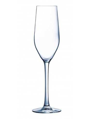 Copa mineral flauta 5,5 x 22,4 cm 160 ml (6 Uds) Precio unitario 3,82€
