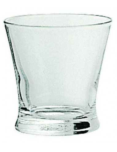 Vaso carajillo 6,6 x 6,7 cm 110 ml (1 Ud) Precio 1,76€