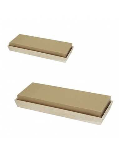 Tapa de cartón para bandeja de madera...
