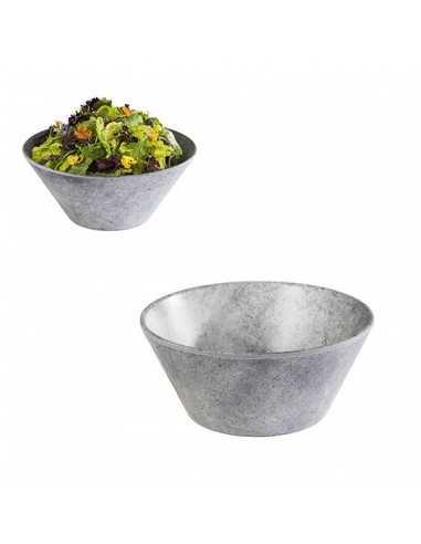 Bowl de melamina para buffet Element redondo
