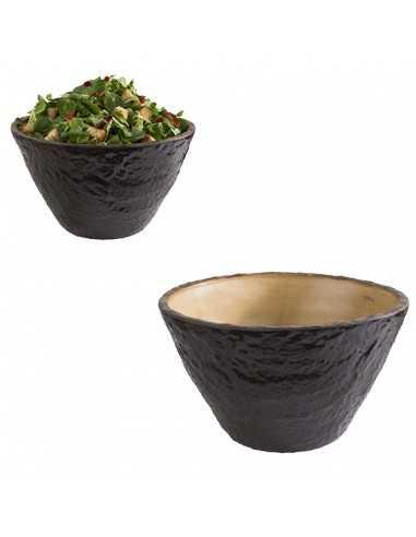 Bowl de melamina para buffet Timber...