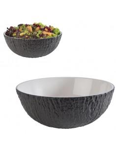 Bowl de melamina para buffet Coconut ø24x9,5 cm 2,2 L (1 Ud)
