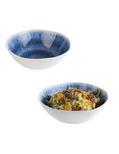 Bowl de melamina para buffet Blue Ocean ø30,5x9 cm 3 L (1 Ud)