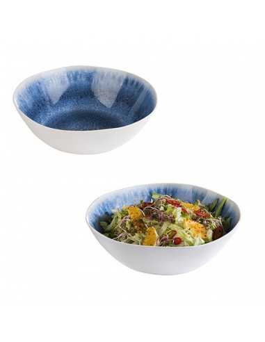 Bowl de melamina para buffet Blue...