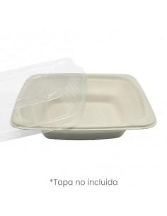 Bowl de bagazo ecológico...