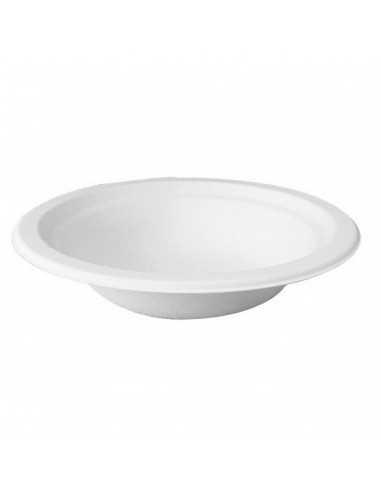Bowl de caña de azúcar ø18X4 cm 450...
