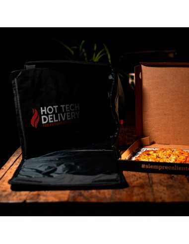 Bolsa eléctrica calefactable Hot Tech Delivery