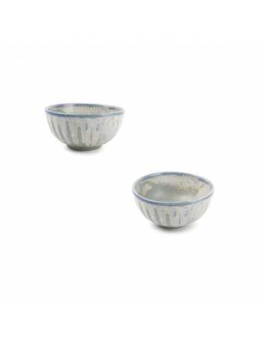 Bowl de porcelana Atlas tamaño pequeño 11 cm