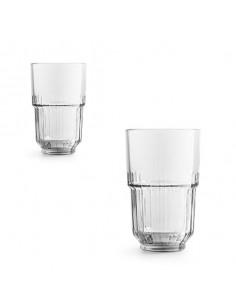 Vaso cristal Beverage ø8x12,7 cm 35,5 cl (12 Uds)